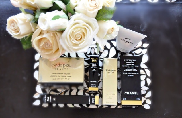Chanel & Cle de Peu Eye Candy